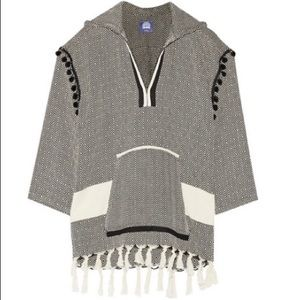 Koza Baja Bach hoodie with poms, size S